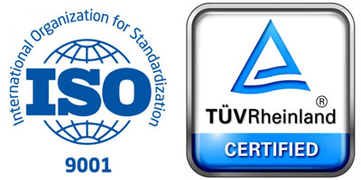 VISIONARY ARCHITECTURE INC. - VISIONARCH  IS CERTIFIED ISO 9001:2008